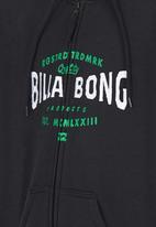 Billabong  - East Bound Zip Hood Black