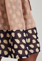 Sober - Mocca Bae Skirt Multi-colour