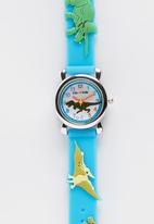 Cool Kids - Dinosaur Watch Mid Blue