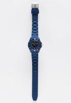 Cool Kids - Sporty Watch Dark Blue