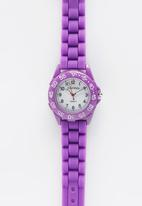 Cool Kids - Sporty Watch Mid Purple