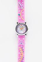 Cool Kids - Cool Kids Princess Watch Multi-colour