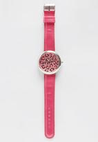 Cool Kids - Bad Girl Watch Mid Pink