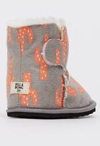 Billabong  - Puddles Boot Pale Grey