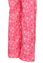 Twin Clothing - Girls  Flannel  Pjs Set Multi-colour