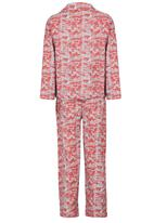 Twin Clothing - Boys Flannel  Pjs Set Multi-colour