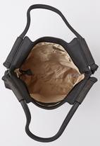 Pierre Cardin - Fringe Tote Bag Black