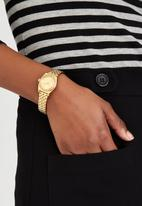 Nixon - Small Time Teller Watch Gold