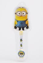 Character Fashion - MinionsDigital Watch Yellow