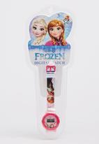 Character Fashion - Frozen Digital Watch Pale Blue