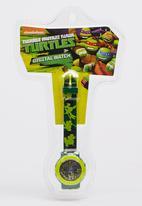 Character Fashion - Turtlesl Digital Watch Multi-colour