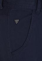 GUESS - Skinny Fit Drop Rise Jogger Mid Blue