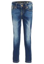 GUESS - Starlet Skinny Mid Blue