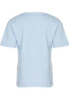 Quiksilver - Wild Wonka Toddlers Tee Pale Blue