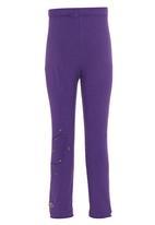 Eco Punk - Fairy Legging Mid Purple