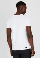 St Goliath - Hock T-Shirt White