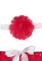 Baby Corner - Tutu + Hair band Mid Pink