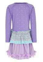 Eco Punk - Glitter Spot Dress Multi-colour