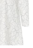 See-Saw - Lace Shift Dress Cream