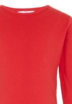 See-Saw - 2 Pack Longsleeve Tee Red