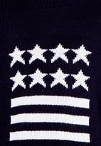 Rebel Republic - Star and Stripes Jersey Navy