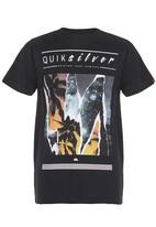 Quiksilver - Ripped Boys Black