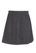 Rebel Republic - A-line Skirt Dark Grey
