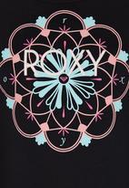Roxy - Circle of Light - Longsleeve Tee Black