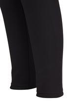 POP CANDY - Scuba Knit Legging Black