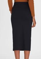 STYLE REPUBLIC - Tube Skirt Black