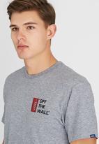 Vans - Vans Off the Walls III Grey