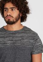 Dstruct - D Hutt T-Shirt Dark Grey