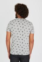 Dstruct - D Barden G T-Shirt Grey