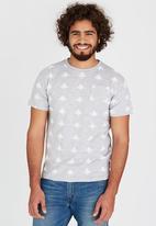 Dstruct - D Glitch G T-Shirt Grey