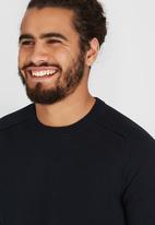 Ben Sherman - Crew Neck Knitwear Black