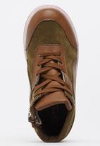 Rock & Co. - Angus Sneaker Dark Brown