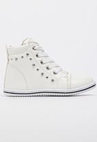 Rock & Co. - Bailey Sneaker White