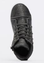 Rock & Co. - Bailey Sneaker Black