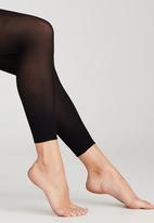 Cameo - Footless Tights Black