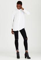 c(inch) - Basic Shirt White