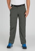 Columbia - Silver Ridge Convertible Pants Khaki Green