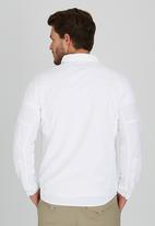 Columbia - Silver Ridge Long Sleeve Shirt White