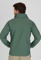 Columbia - Ascender Softshell Jacket Green
