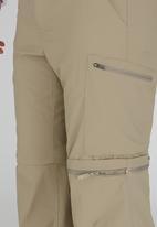 Columbia - Silver Ridge Convertible Pants Beige