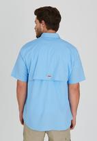 Columbia - Bonehead Short Sleeve Shirt Blue