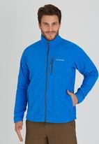 Columbia - Fast Trek  II Full Zip Fleece Jacket Blue