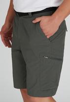 Columbia - Silver Ridge Cargo Shorts Khaki Green