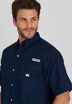 Columbia - Bonehead Short Sleeve Shirt Navy