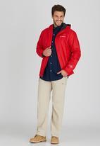 Columbia - Watertight Jacket Red