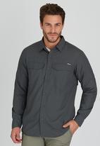 Columbia - Silver Ridge Long Sleeve Shirt Dark Grey